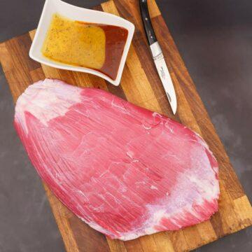 Flank Steak Bistecca BBQ